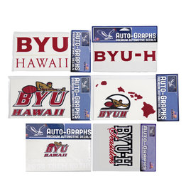 Decals BYUH Medium -