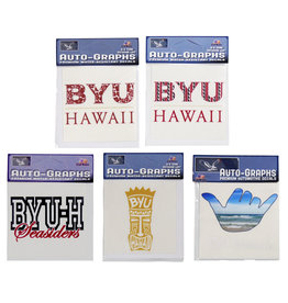 Decals Mini BYUH -