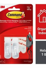 COMMAND UTENSIL HOOK 2PK (Small)
