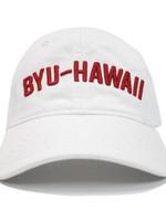 BYU-Hawaii Washed Chino Pioneer Hat