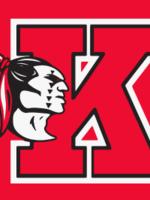 Clearance - Kahuku Red Raider K Flag