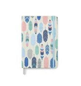 Carpe Diem Feather Soft Cover Journal