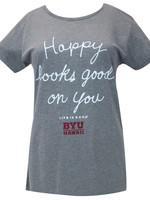Clearance - Happy Looks Good On You Tee