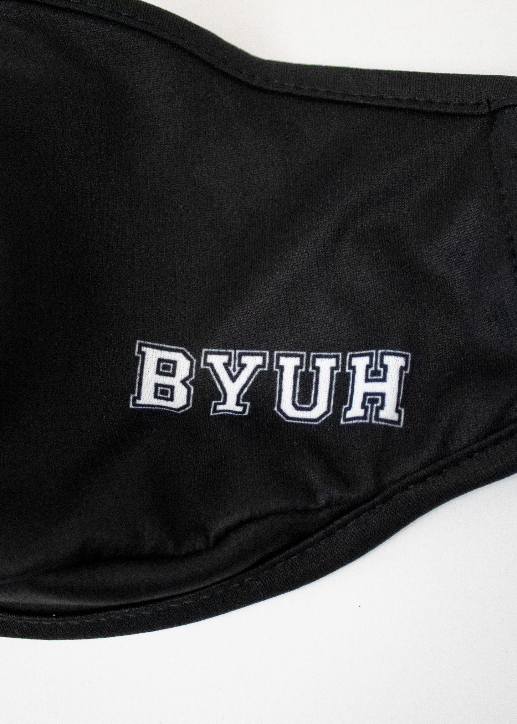 BYUH Face Mask 2 Ply (Small Logo)
