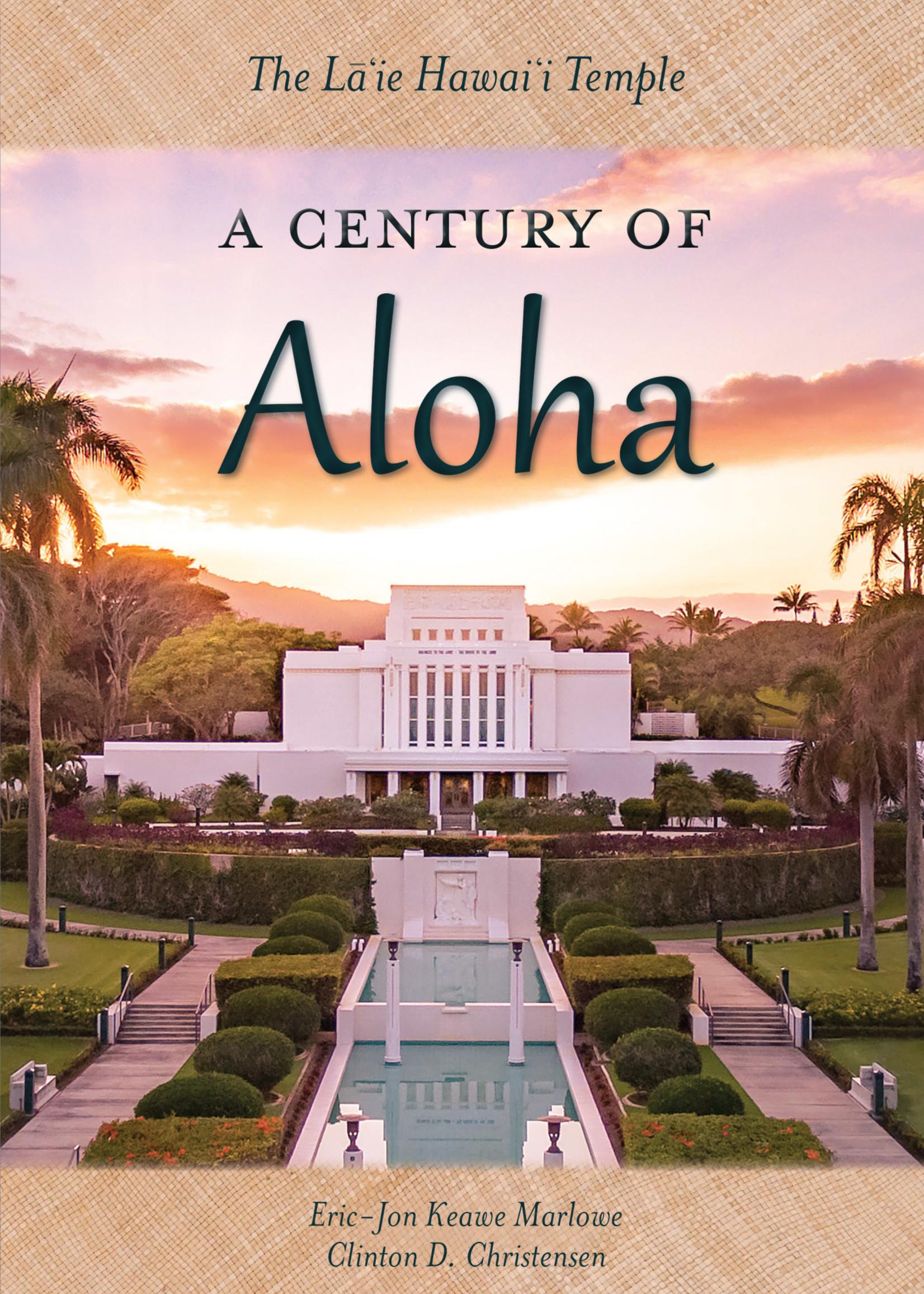 The Laie Hawaii Temple-A Century of Aloha - Marlowe