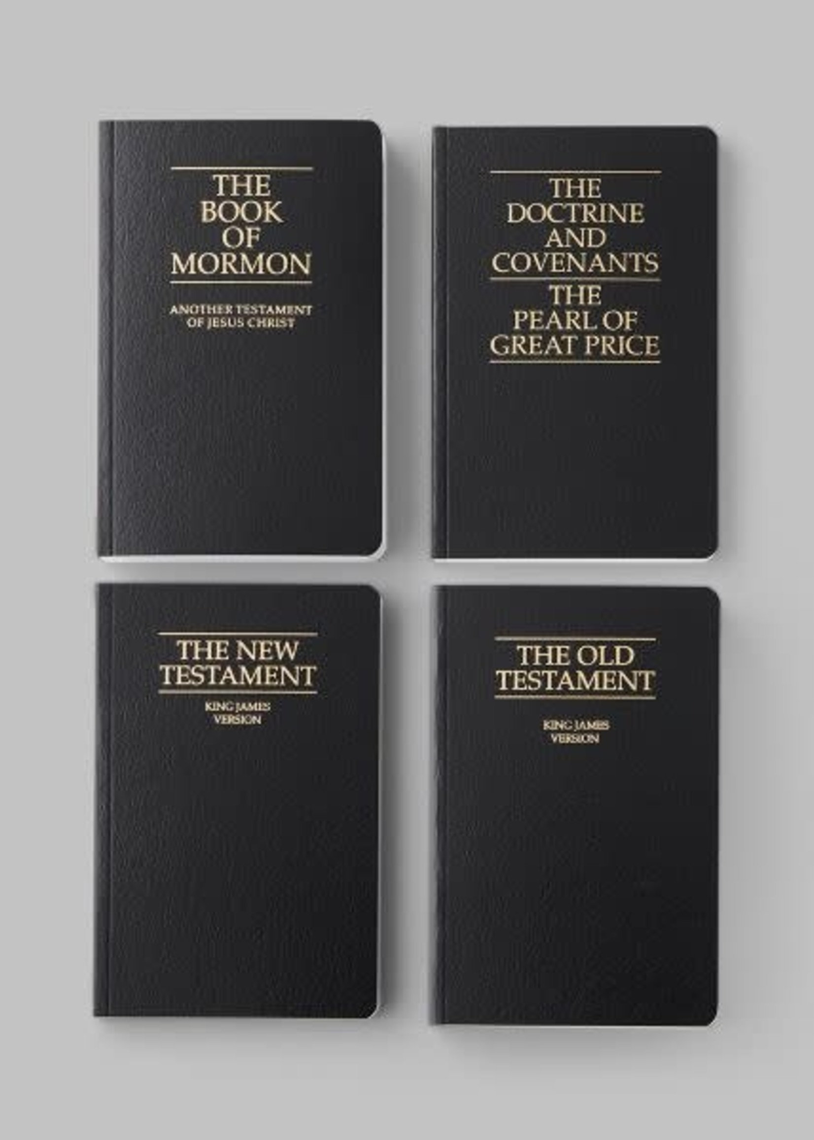 Pocket Black Scriptures -