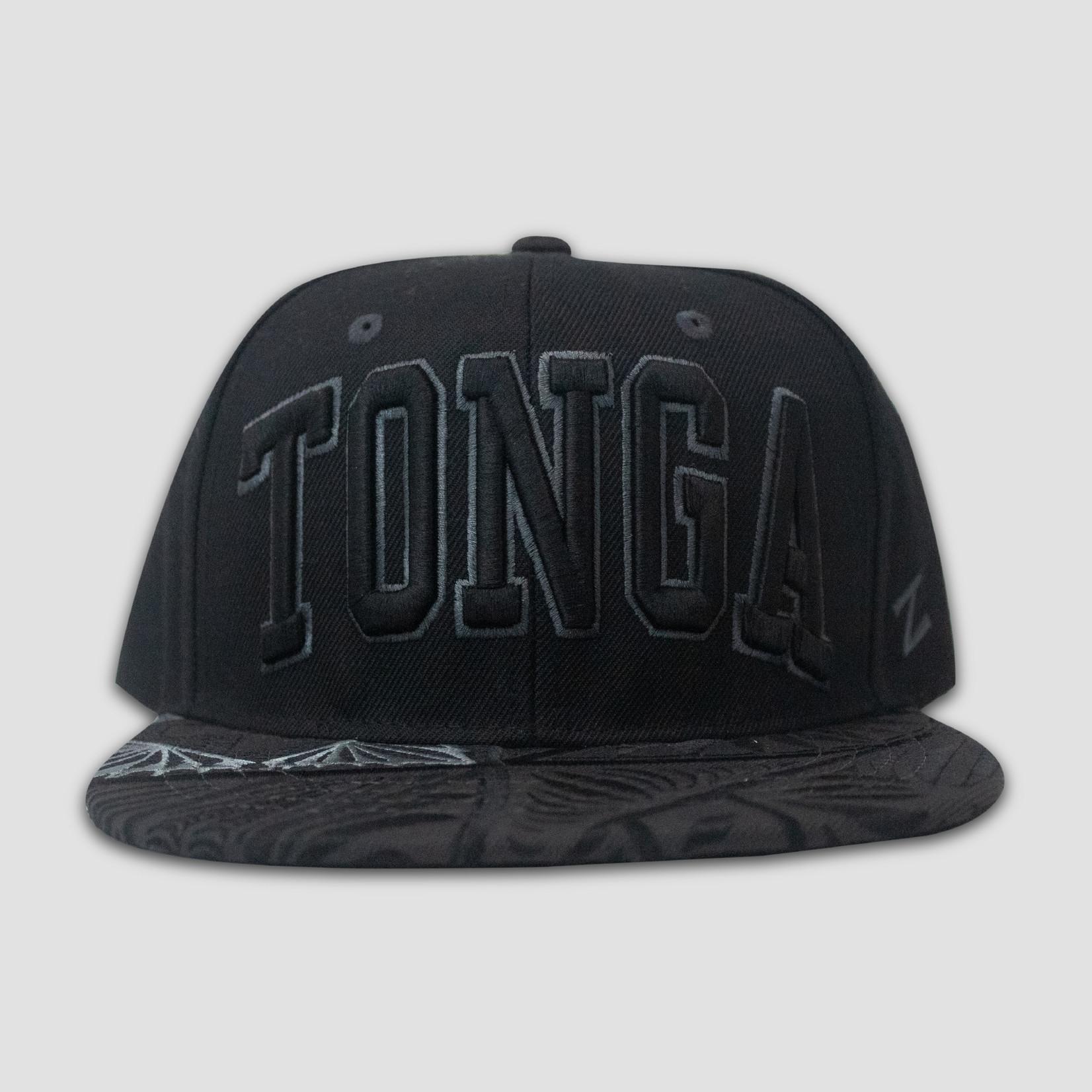 ZEPHYR Zephyr Tonga Superstar All Black