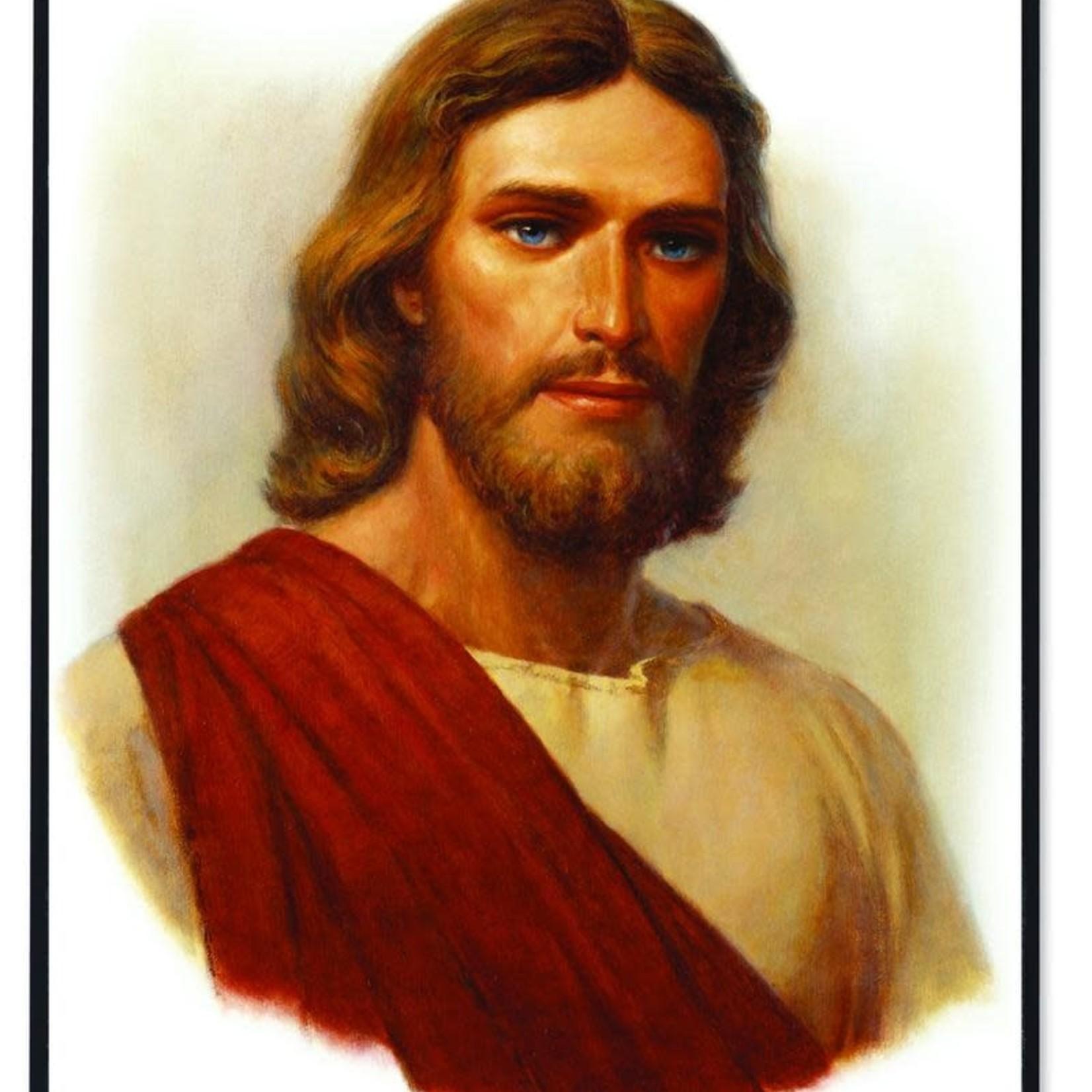 Behold I Am Jesus Christ 5x7 Print