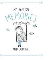Cedar Fort Inc. My Baptism Memories & Journal -