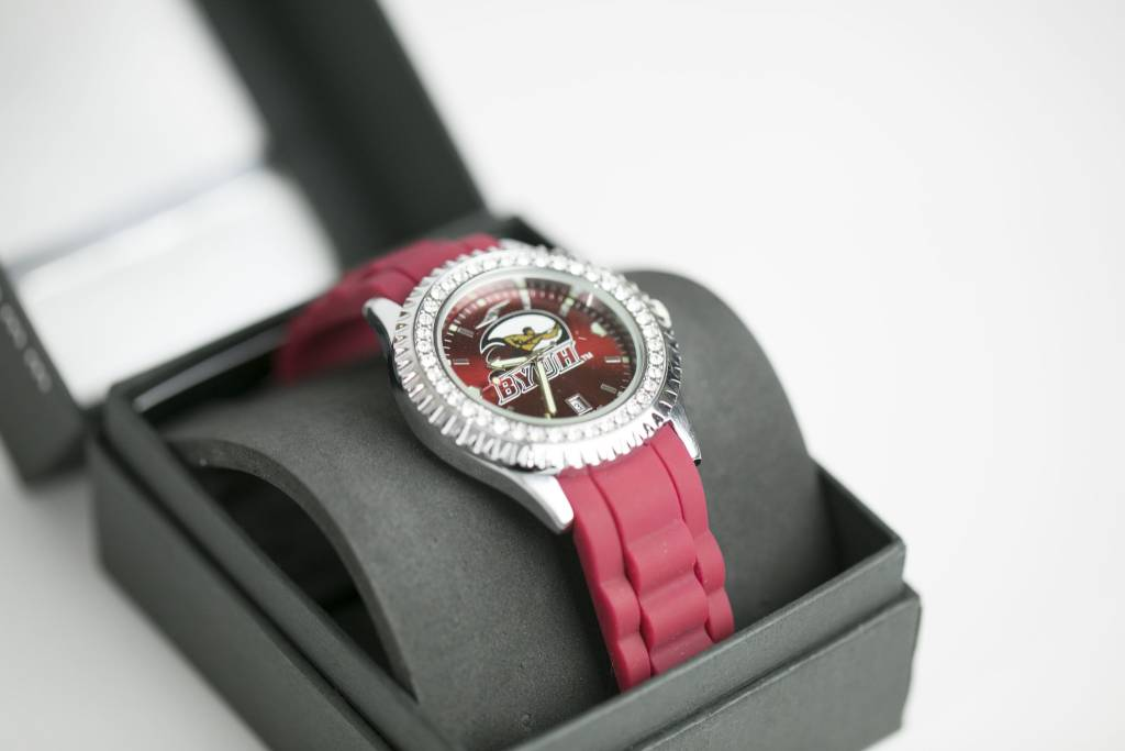 DISC SPARKLE BYUH WATCH