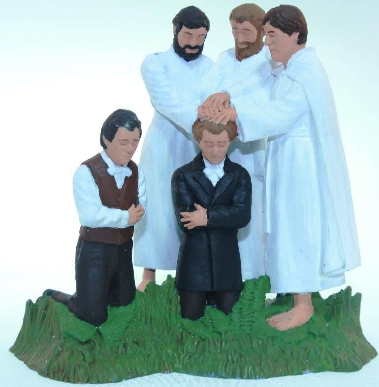 "3"" MELCHIZEDEK PRIESTHOOD RESTORED"