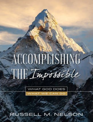 ACCOMPLISHING THE IMPOSSIBLE, RUSSELL M.