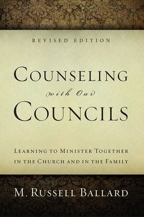 COUNSELING WITH OUR COUNCILS REVISED ED PAPERBACK