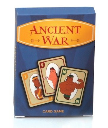 CARD GAME ANCIENT WAR