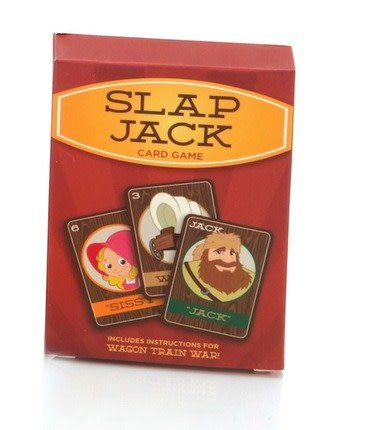 CARD GAME SLAPJACK EGYPTIAN WAR