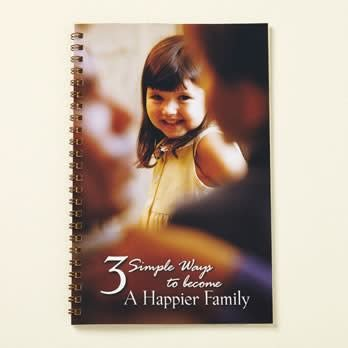 DISC 3 Simple Ways to Become a Happier Family