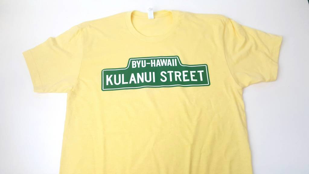 DISC KULANUI STREET TEE