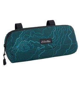 Bag Electra Commuter Handlebar Bag Terrain Blue Green