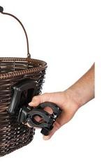ST. Lawrence Basket Deluxe -Wicker QR