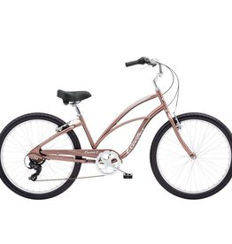 "Electra Cruiser 7D Ladies Beach Bronze 26"" - 2019"