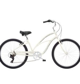 "Electra Cruiser 7D Ladies Pearl White 26"" - 2019"