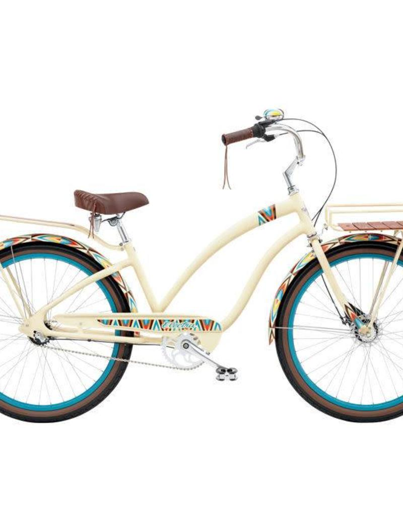 Electra Cruiser 3i Tapestry - 2019 Special Edition
