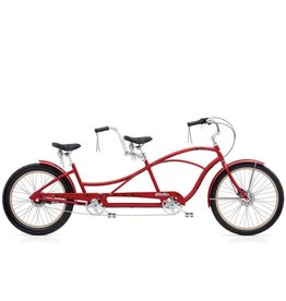 Electra Hell Betty Tandem 7i Red Metallic - 2019
