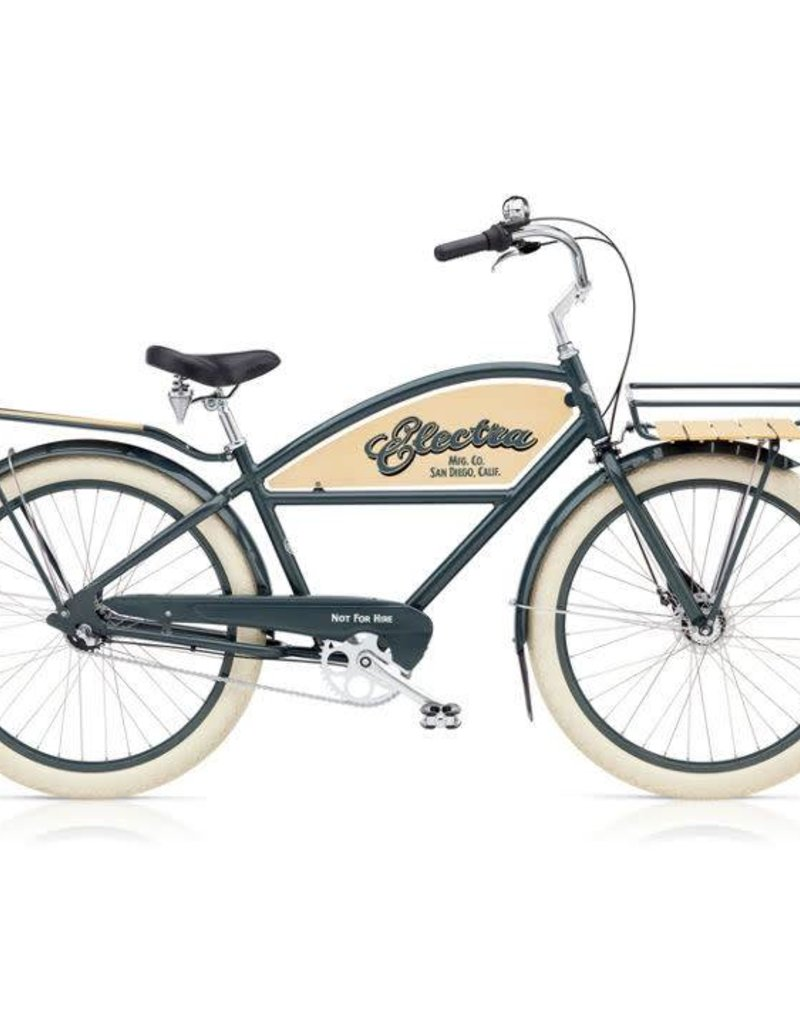 Electra Delivery 3i Chicago Grey - 2019