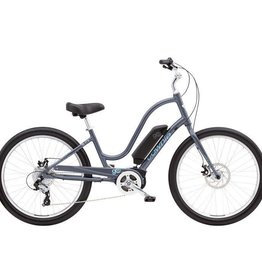 Electra Townie Go! 8D Cosmic Grey Step Thru - 2019