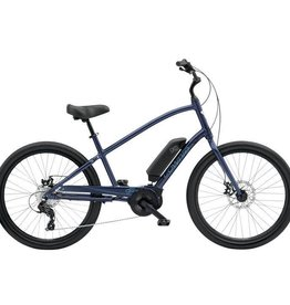 Electra Townie Go! 8D Poseidon Blue Step Over - 2019