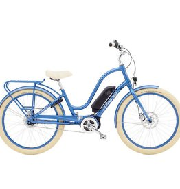 Electra Townie Go! 8i Sapphire Metallic Blue Step Thru - 2019