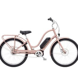 Electra Townie Go! 8i Rose Gold Step Thru - 2019