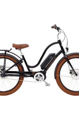 Electra Townie Go! 8i Black Step Thru - 2019