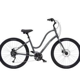 "Electra Townie Path 27D Matte Gun Metal - Ladies 27.5"" - 2019"
