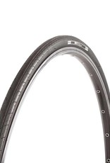 EVO, Dekko, Tire, 700x23C, Wire, Clincher, Black