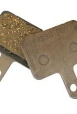 Shimano, Y8B698010, M05, BR-M515, Disc brake pads, Resin, Pair, B type