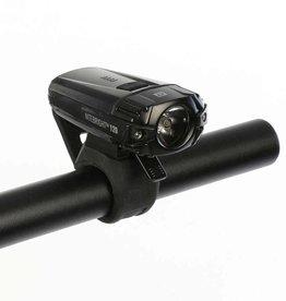 EVO, NiteBright 120, Light, Front, Black