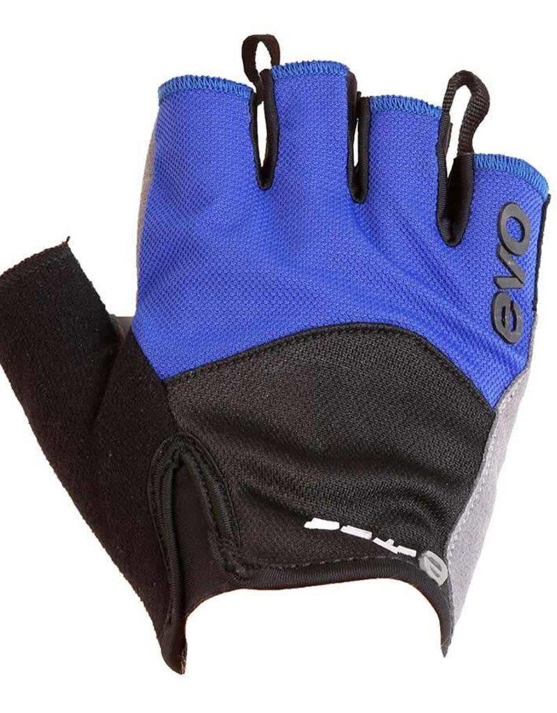 EVO, E-Tec Attack Comp, Gloves, Blue, Medium