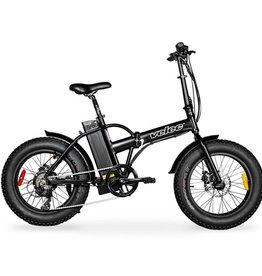 Velec FB48 Fatbike, folding, 1 size, 10ah, Black - 2019
