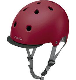 Electra Helmet Matte Red