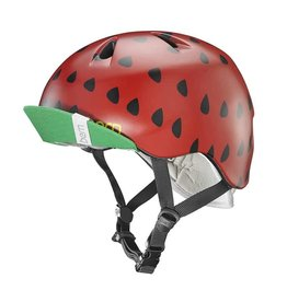Bern Helmet Nina Satin Strawberry Red