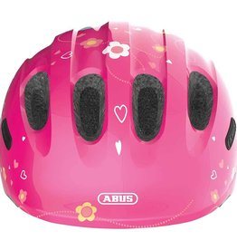 Abus Helmet Smiley 2.0 Butterfly Pink