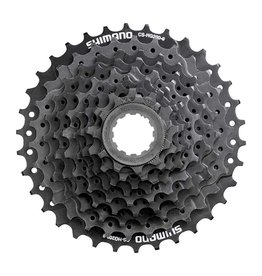Shimano, CS-HG200-9, 9 speed cassette, 11-13-15-17-20-23-26-30-34T