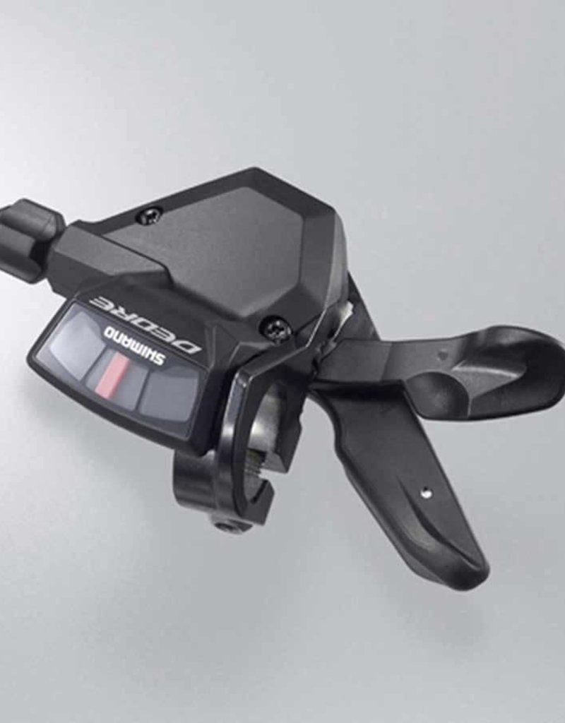 Shimano, Deore SL-M590, Shift levers, 3 X 9 speed ., Pair