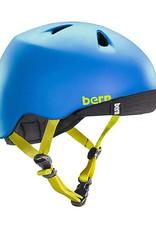 Bern, Nino, Helmet, Matte Blue