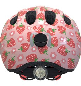 Abus Smiley 2.1 Helmet Rose Strawberry Pink
