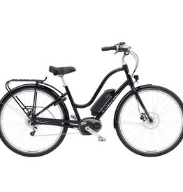 Electra Townie Commute Go! 8i Ladies Black - 2019