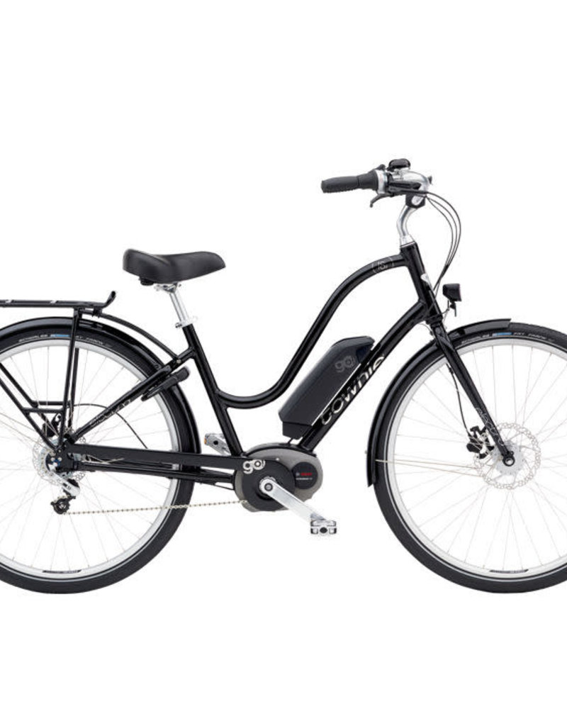 67b23b77851 Electra Townie Commute Go! Ladies Black 700 - 2018 - Bentley Cycle Inc