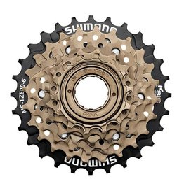 Shimano, MF-TZ500, 6sp. Freewheel 14-28T
