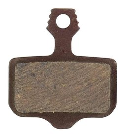 Avid, Elixir, DB, Level, Level T, Level TL Disc brake pads, Disc brake pads, rganic, Steel back plate, pair